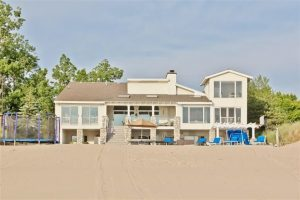 Grand Haven Waterfront Home